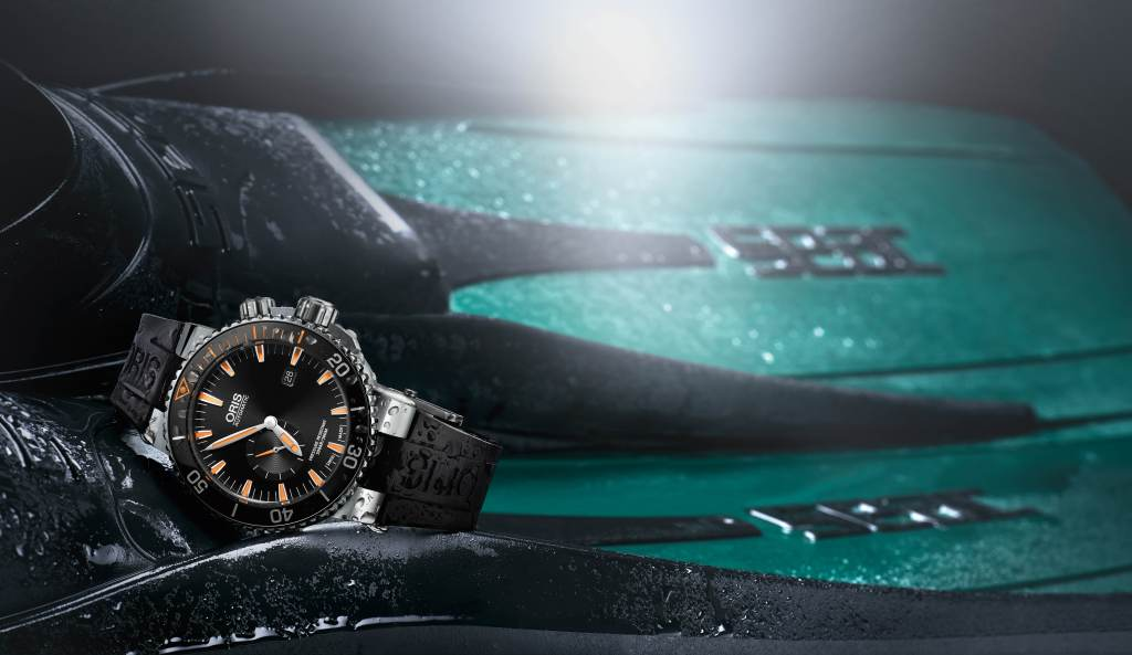 Oris 2015: Oris Carlos Coste Limited Edition IV, Mood